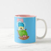 Baby Finch Coffee Mugs