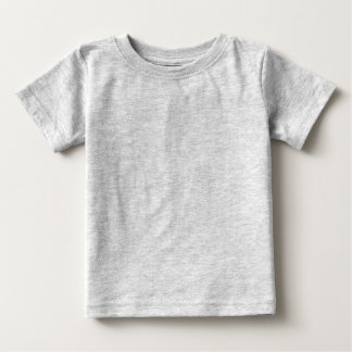 Baby Fine Jersey T-Shirt 11 COLORS TO CHOOSE GREY