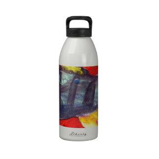 baby fish reusable water bottles