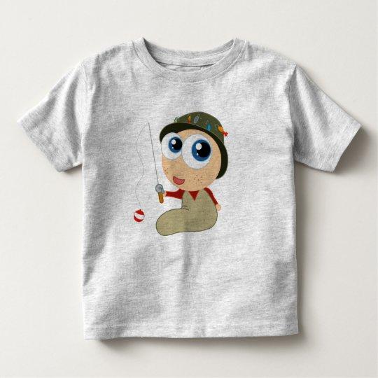 Baby Fisherman Toddler T-shirt