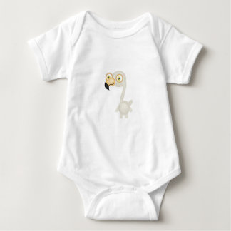 Baby Flamingo - My Conservation Park Baby Bodysuit
