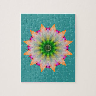 Baby Flower Jigsaw Puzzle