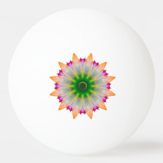 Baby Flower Ping Pong Ball