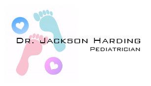 Pediatrician business cards templates zazzle baby foot print simple pediatrician business card colourmoves