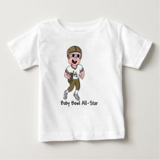 Baby Football Player Infant T-shirt