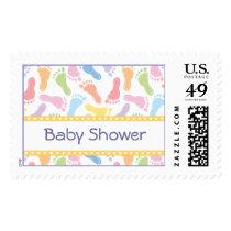 Baby Footprints Stamp
