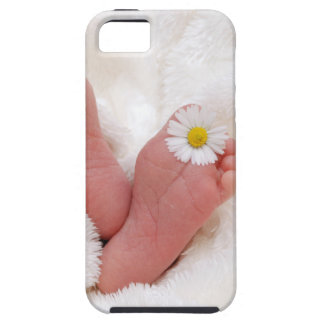 baby footprints toes cute newborn infant tiny new iPhone 5 cover