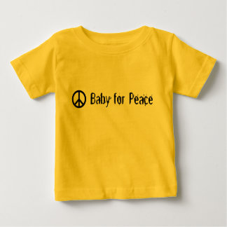 Baby for Peace Shirts