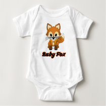 Baby Fox - Fox Family T-shirt