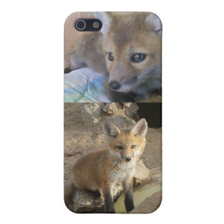 Baby Fox IPod/IPhone Cover iPhone 5 Case