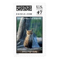 Baby Fox Postage
