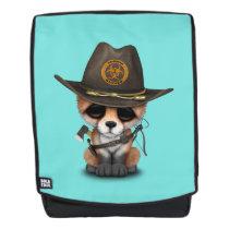 Baby Fox Zombie Hunter Backpack