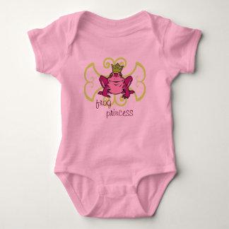 Baby Frog Princess Baby Bodysuit