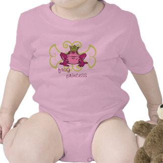 Baby Frog Princess Bodysuit
