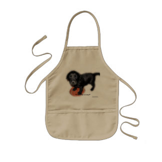 Baby from Skye and Her Puppies - apron