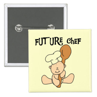 Baby Future Chef T-shirts and Gifts Pins