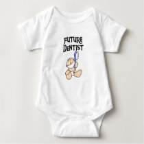 Baby Future Dentist T-shirts and Gifts