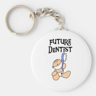 Baby Future Dentist T-shirts and Gifts Keychain