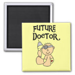 Baby Future Doctor T-shirts and Gifts Magnets
