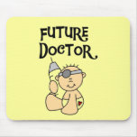 Baby Future Doctor T-shirts and Gifts Mouse Pads
