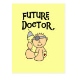 Baby Future Doctor T-shirts and Gifts Post Card