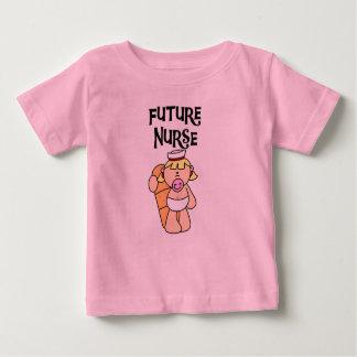Baby Future Nurse Tshirt