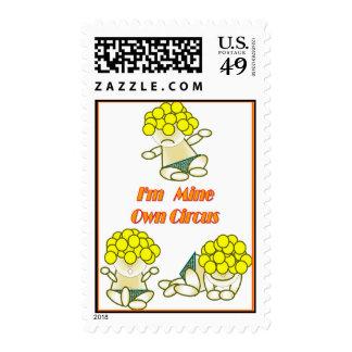 Baby FuzNet Stamp