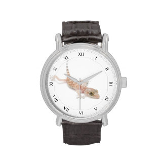 Baby Gecko with Roman Numerals Wrist Watches
