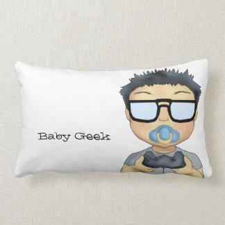 Baby Geek (Boy) Pillow