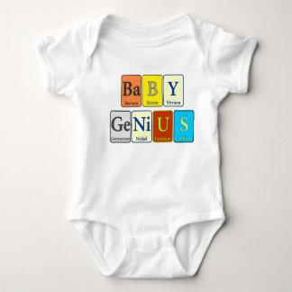 Baby Genius Design T Shirt