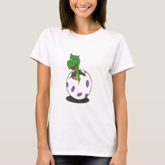 Baby George wordless T-Shirt