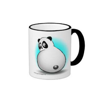 Baby gigglePanda Ringer Mug