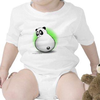 Baby gigglePanda shirt