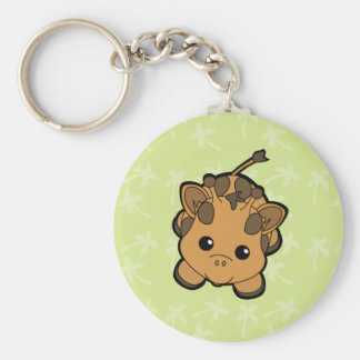 Baby Giraffe Cutie Keychain