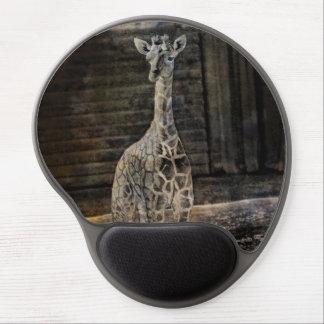 Baby Giraffe Gel Mouse Pad