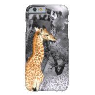 Baby Giraffe iPhone 6 Case