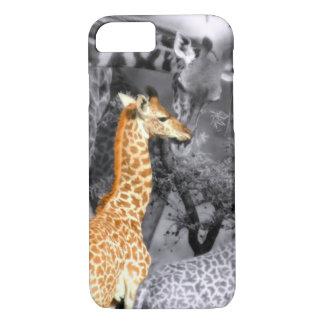 Baby Giraffe iPhone 7 Case