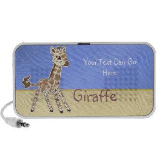 Baby Giraffe Speaker