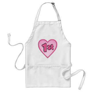 Baby Girl 1st Birthday Gifts! Adult Apron