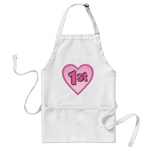 Baby Girl 1st Birthday Gifts! Aprons