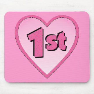 Baby Girl 1st Birthday Gifts! Mouse Pad