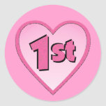 Baby Girl 1st Birthday Gifts! Stickers