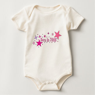 Baby Girl 2008 Baby Bodysuit