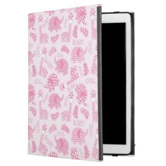 baby girl background iPad pro case