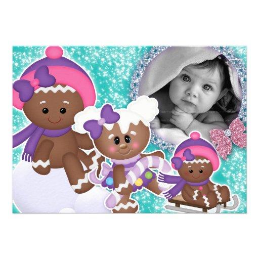 Baby Girl Birthday Party Christmas Princess
