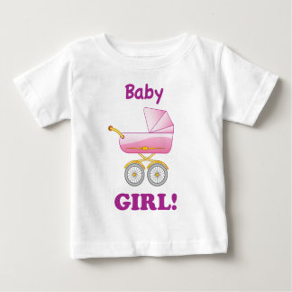 baby girl carriage baby T-Shirt