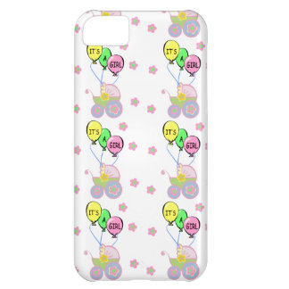 Baby Girl Case For iPhone 5C