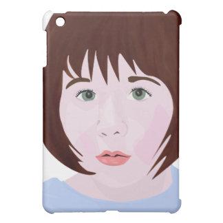 Baby Girl Case For The iPad Mini