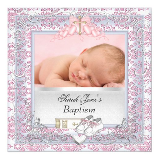 Create Christening Invitations Free with good invitations template