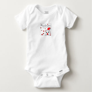 Baby Girl cloth for Christmas Gift Baby Onesie